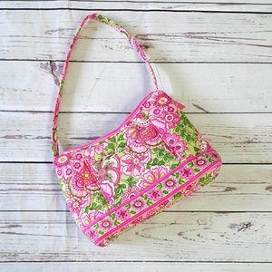Vera Bradley Retired Petal Pink purse handbag